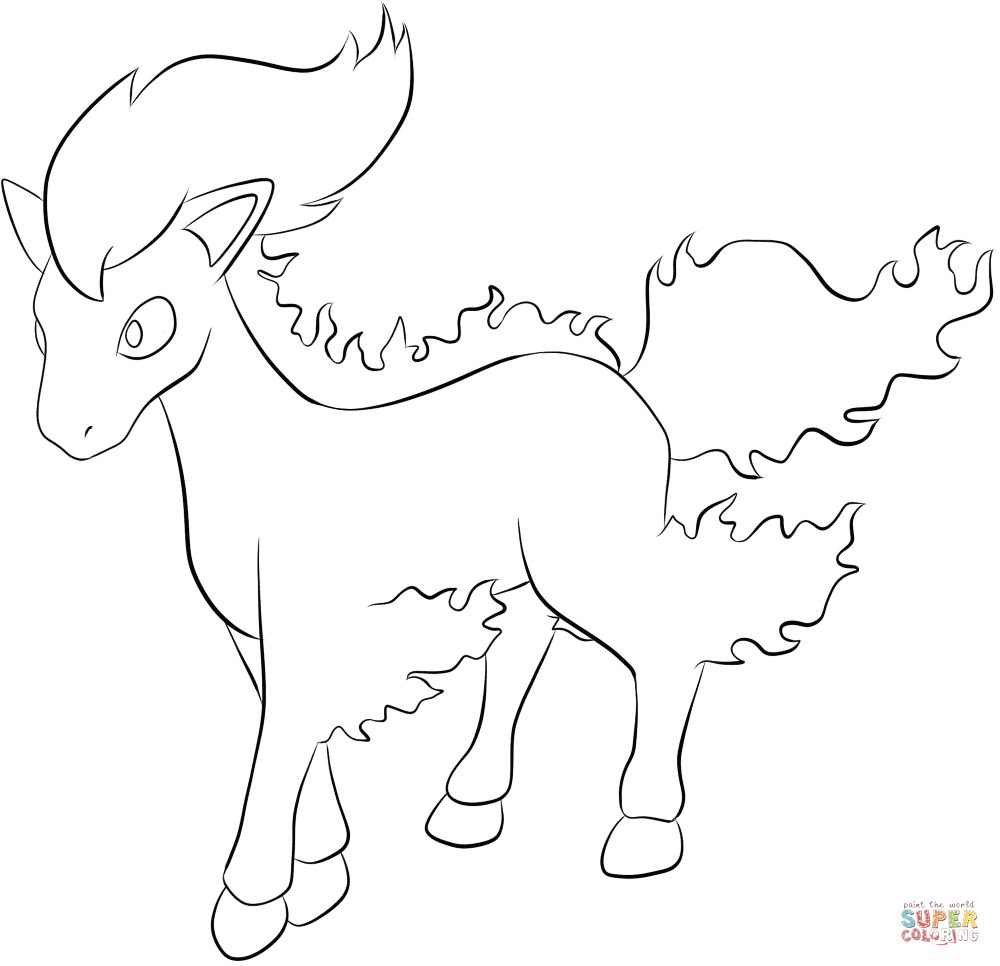 tauros pokemon coloring page coloring home