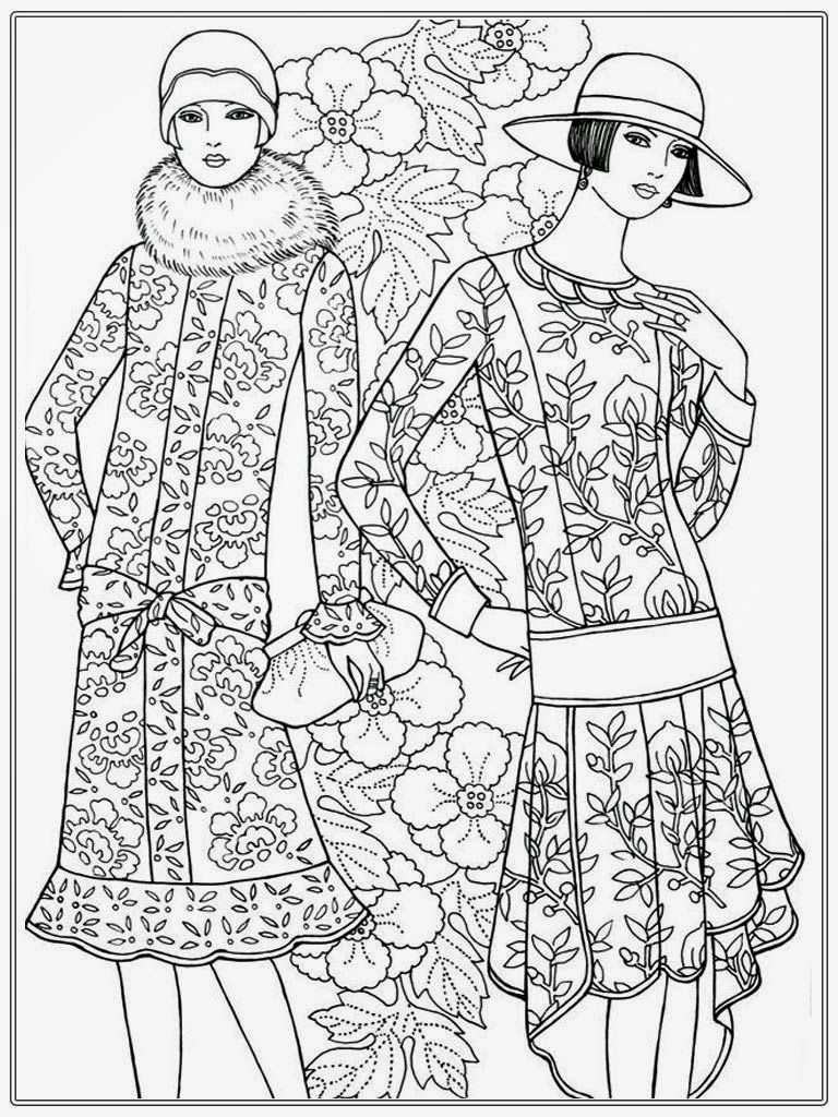 adult coloring pages for women | Coloring Pages Of Famous Women - Coloring Home