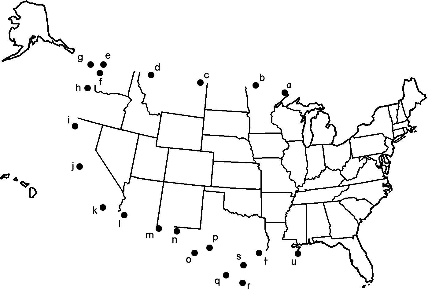 Coloring Page Map Of Usa Coloring Home - Map of usa coloring pages
