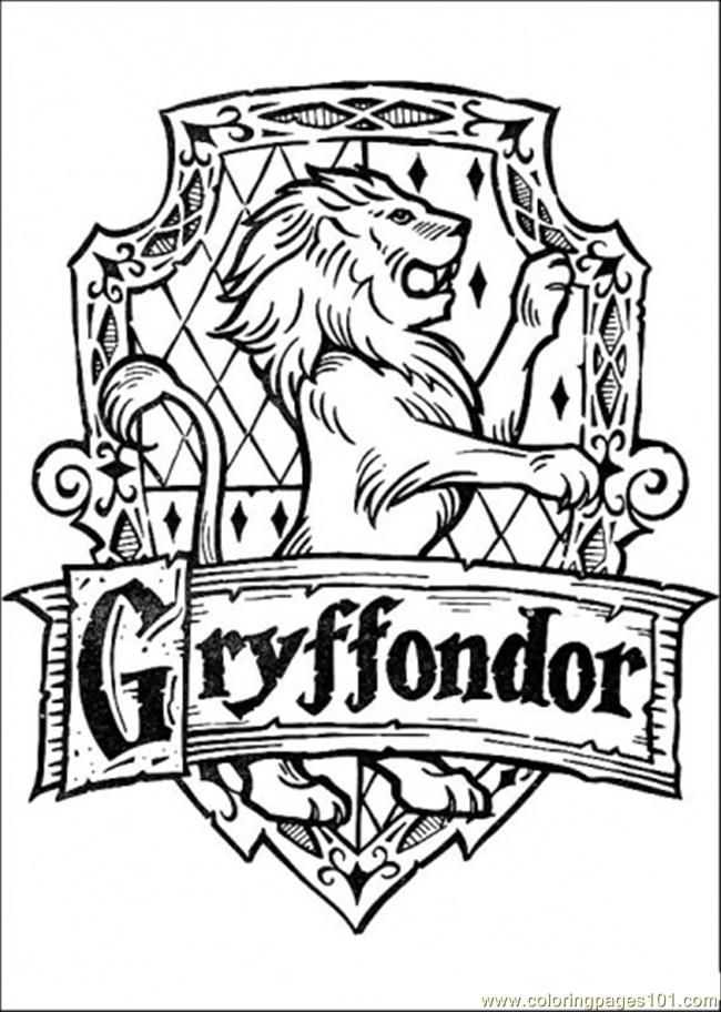 FREE 22 Harry Potter Printables + Coloring Sheets to do at Home