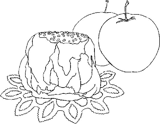 100 Best Desserts Coloring Pages for Kids - Updated 2018