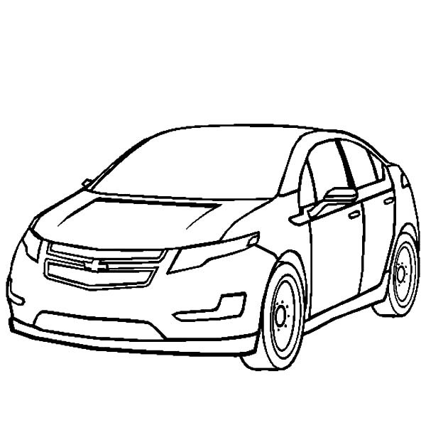 Chevy Camaro Coloring Page Coloring Home