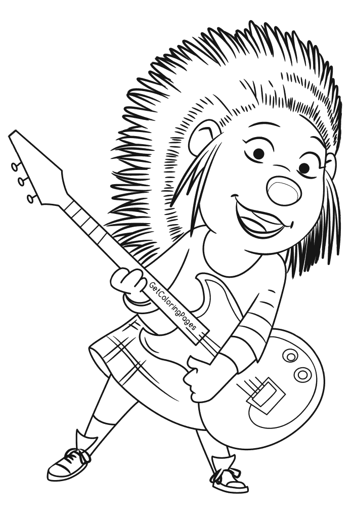 sing movie coloring pages sing movie coloring pages coloring home