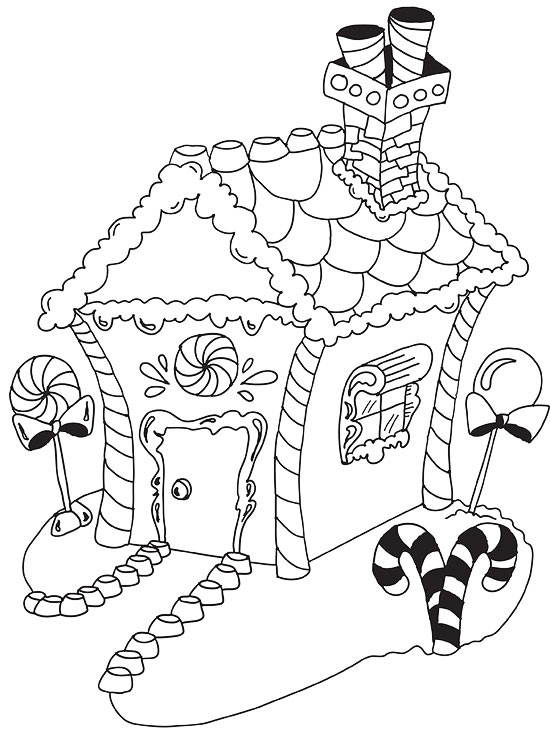 Sweet Coloring Pages - Coloring Home