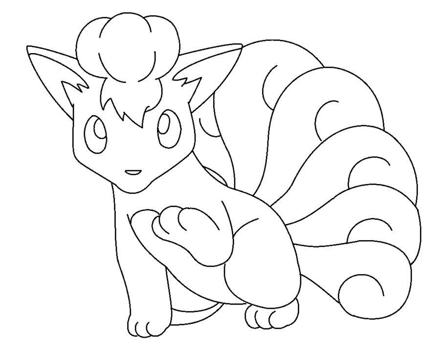 sinnoh pokemon coloring pages - photo#7