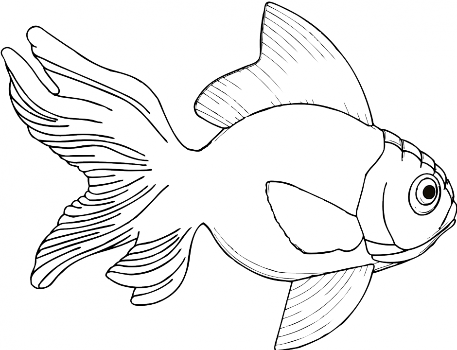 Clown Fish Coloring Pages Coloring Home Clown Fish Coloring Pages
