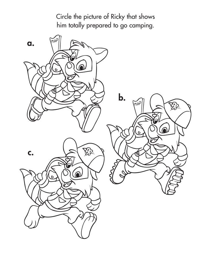 danger rangers coloring pages - photo#5