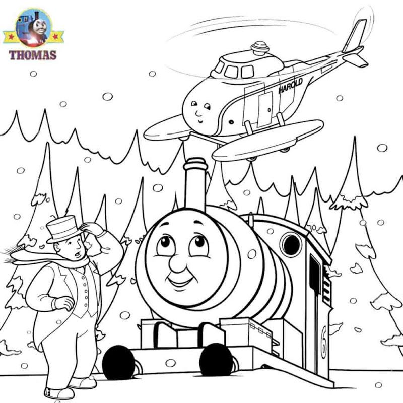 Coloring Pages For Winter Season