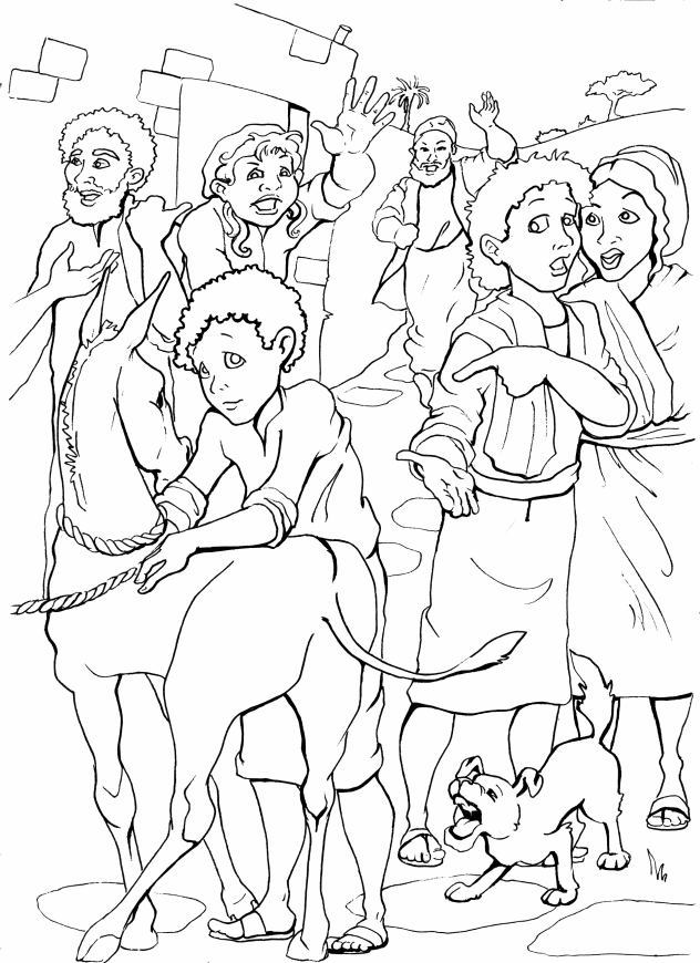 Blind Bartimaeus Coloring Page Az Coloring Pages Blind Bartimaeus Coloring Page
