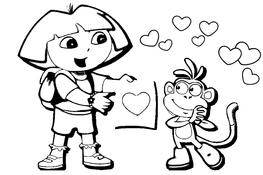 valentines coloring pages disney - photo#33