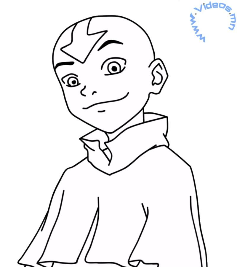 Avatar Movie Coloring Pages: Avatar Movie Coloring Pages