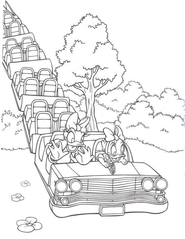 Amusement park coloring pages az coloring pages for Amusement park coloring pages