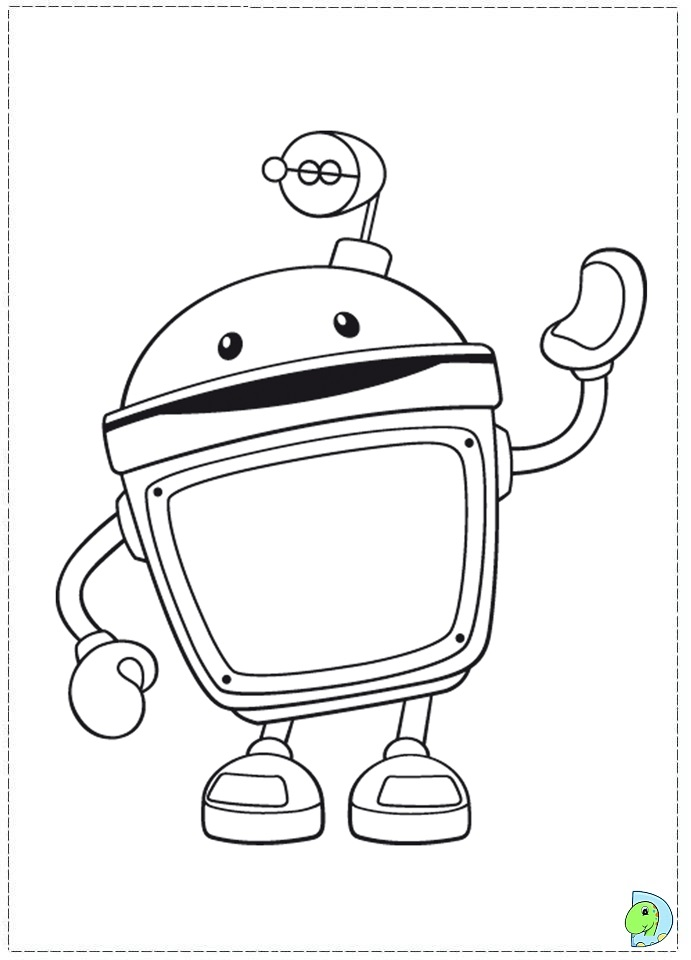 Free Coloring Pages Of Umizoomi Umizoomi Coloring Pages