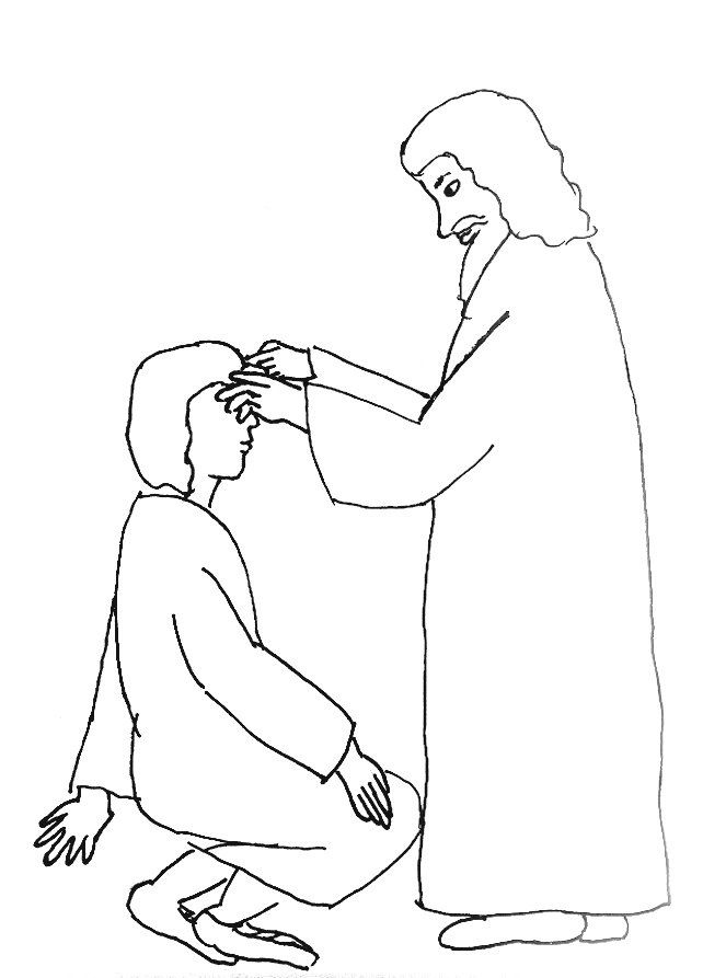 Paul Damascus Coloring Pages Coloring Pages Paul On The Road To Damascus Coloring Page