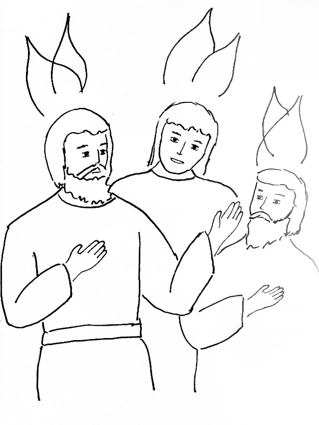 Holy Ghost Coloring Pages Az Coloring Pages Holy Ghost Coloring Pages
