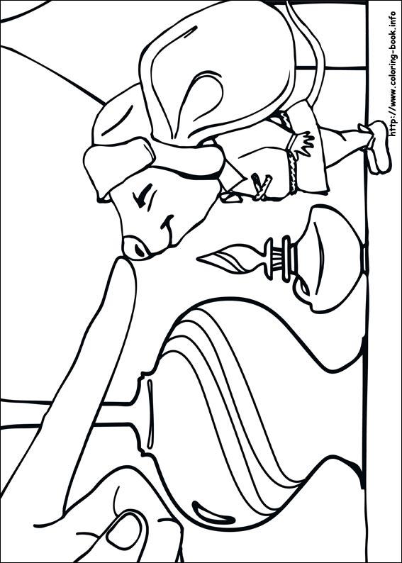 despereaux coloring pages - photo#21