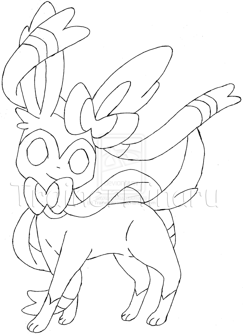 Pokemon flareon coloring pages az coloring pages for Pokemon eevee evolutions coloring pages