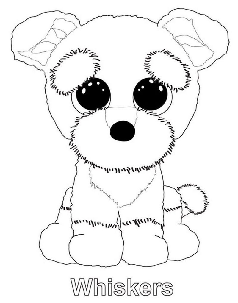 - Beanie Boos Coloring Pages - Coloring Home
