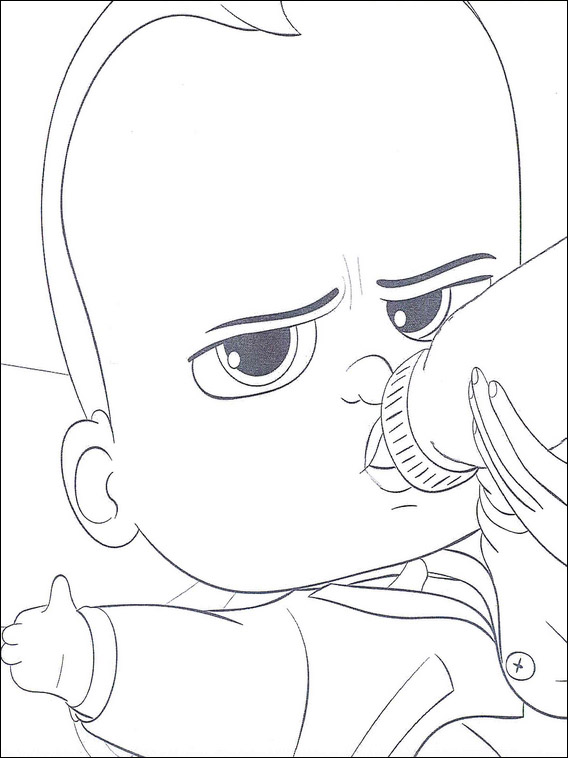 boss baby coloring pages 22 coloring pages for kids pinterest