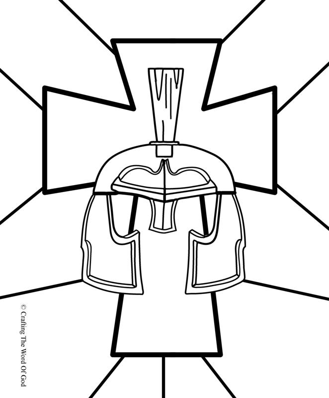 11 Pics of Shield Of Faith Coloring Page - Shield of Faith ...