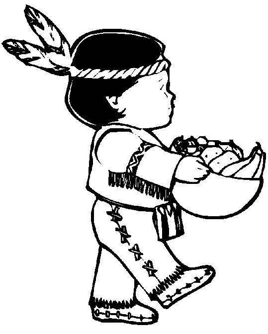 thanksgiving coloring pages corn - photo#26