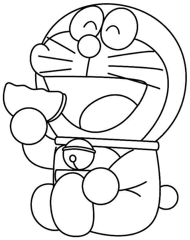 doraemon images for coloring pages - photo#9