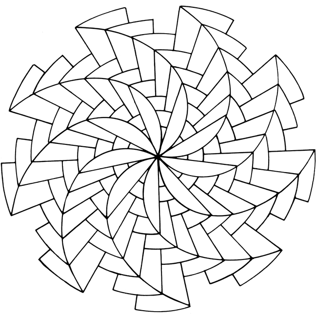 Coloring Pages Trippy AZ Coloring Pages