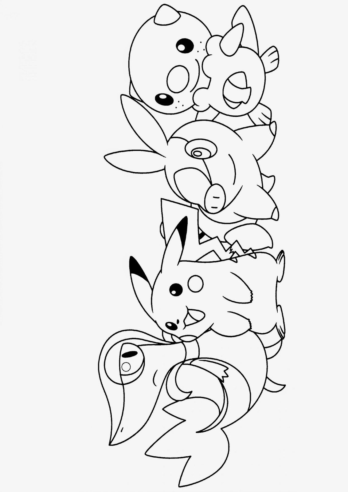 Pokemon Black And White Coloring Pages To Print Az Black And White Colouring Pages