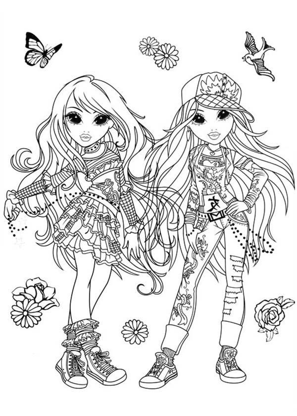 Fun To Draw Coloring Pages Coloring Home Coloring Pages To Draw