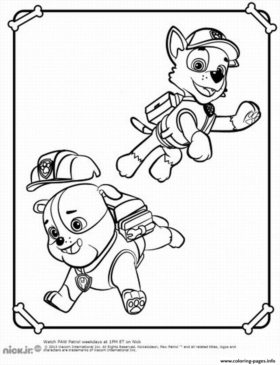 paw print coloring pages - photo#20