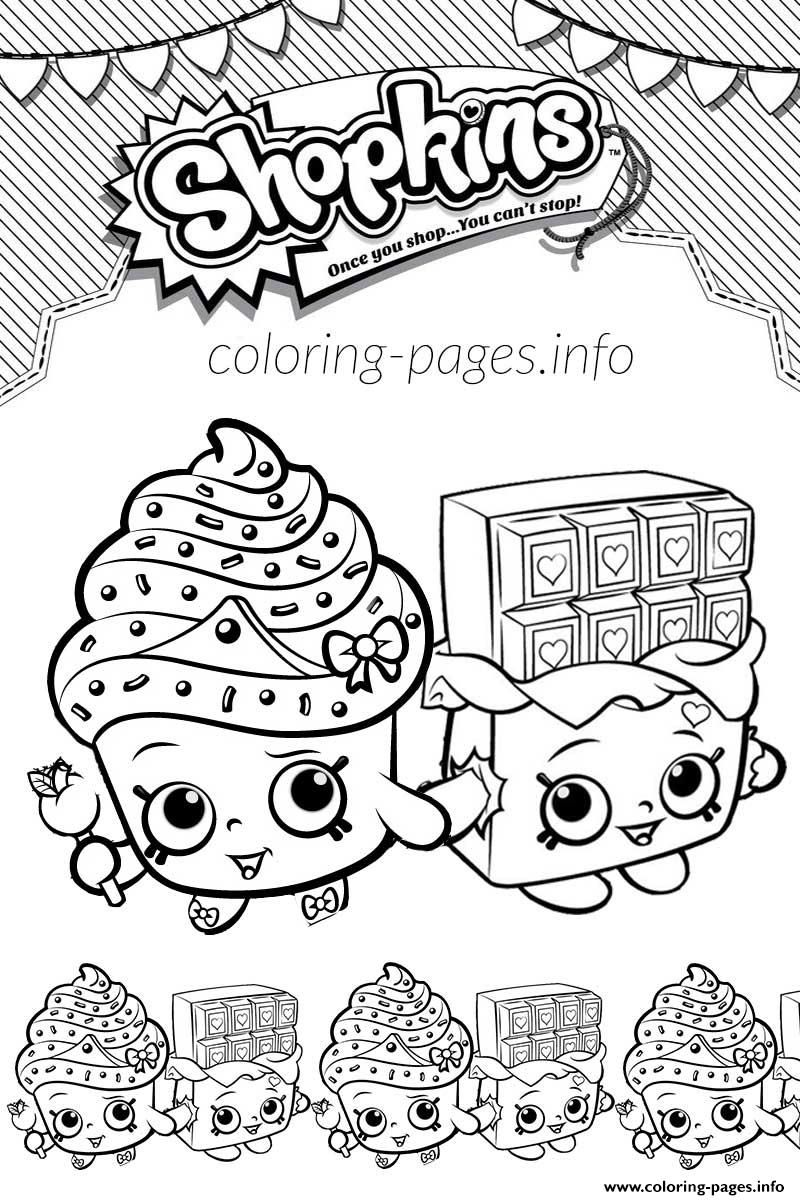 shopkins coloring pages wishes come - photo#33