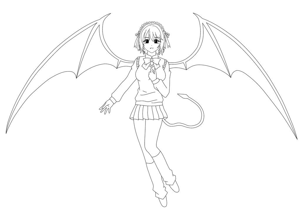 11 pics of rosario vampire ruby coloring pages rosario vampire - Vampire Coloring Pages