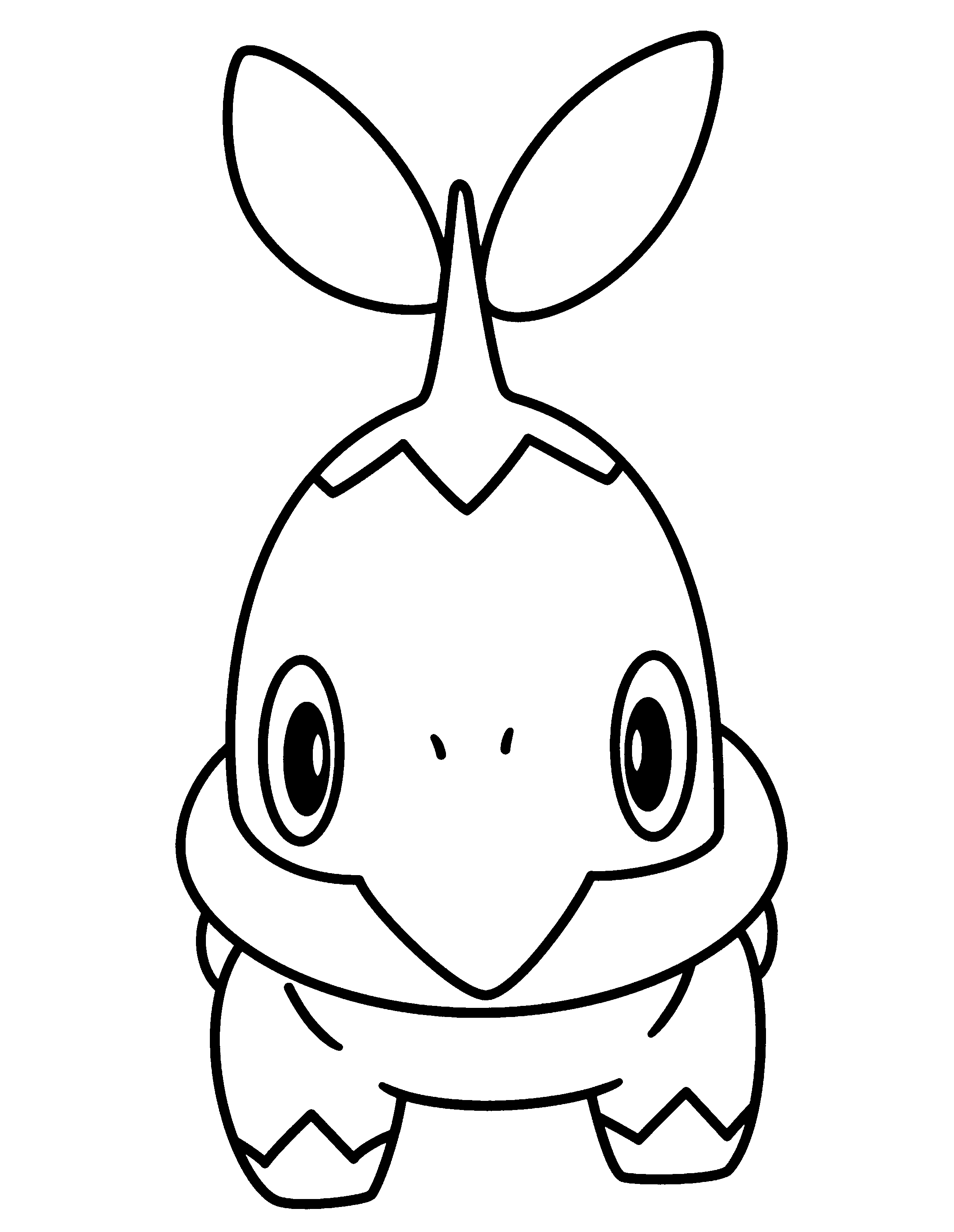 chimecho coloring pages - photo#31