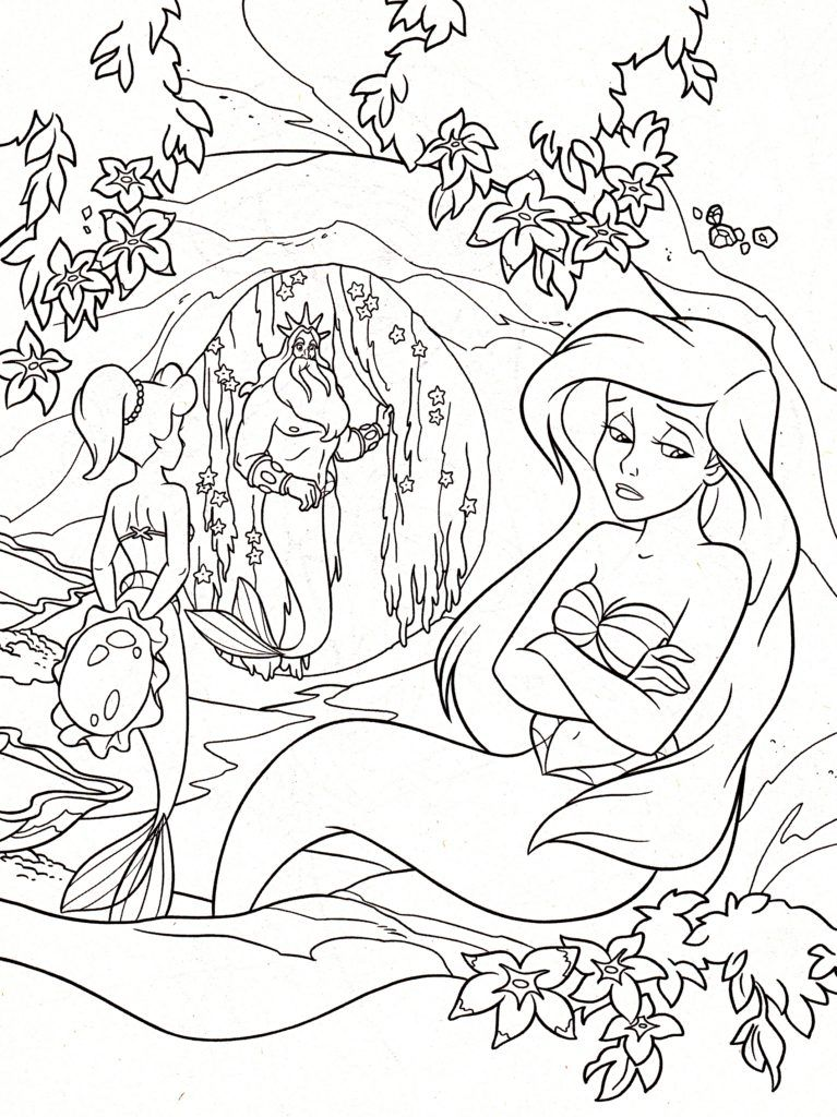 Disney Coloring Pages Pdf - Coloring Home