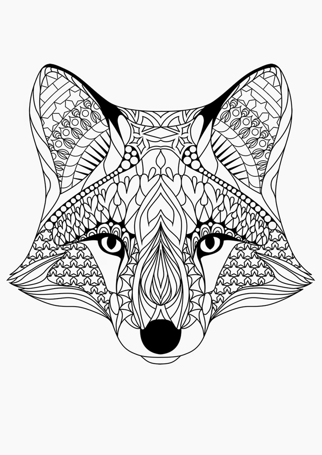 Free Printable Coloring Pages {12 More Designs}