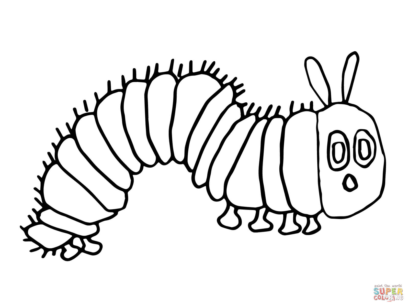 Free Printable Eric Carle Coloring Pages Wonderful - Coloring pages