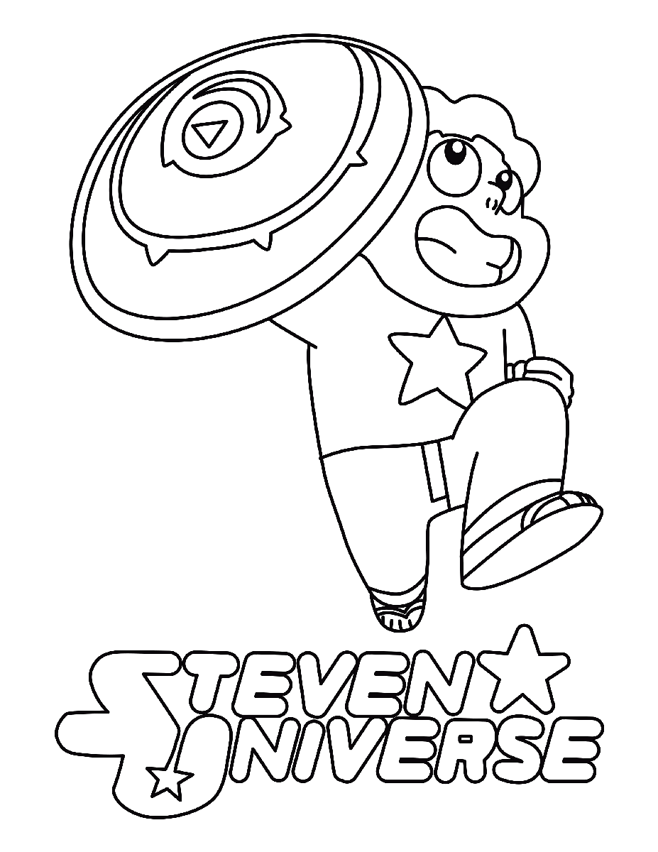 Steven Universe Coloring Sheet Printable | Nick jr coloring ...