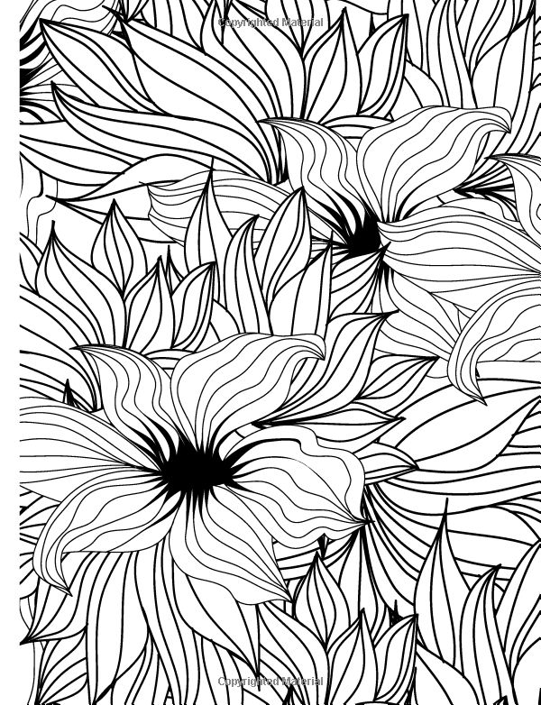- Relaxation Coloring Pages - Coloring Home