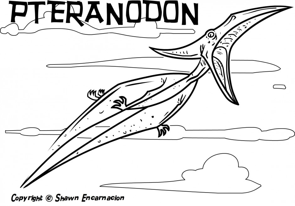 Mosasaur Dinosaur Coloring Pages Id 57369 Uncategorized Yoand