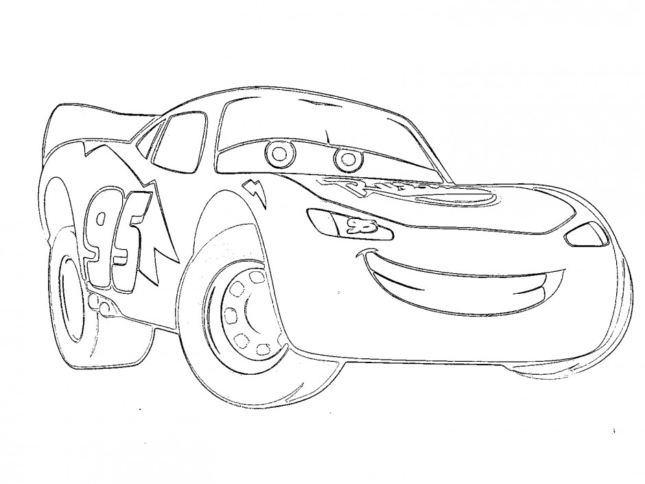 Coloring Pages Lightning Mcqueen Az Coloring Pages Lightning Mcqueen Coloring Page