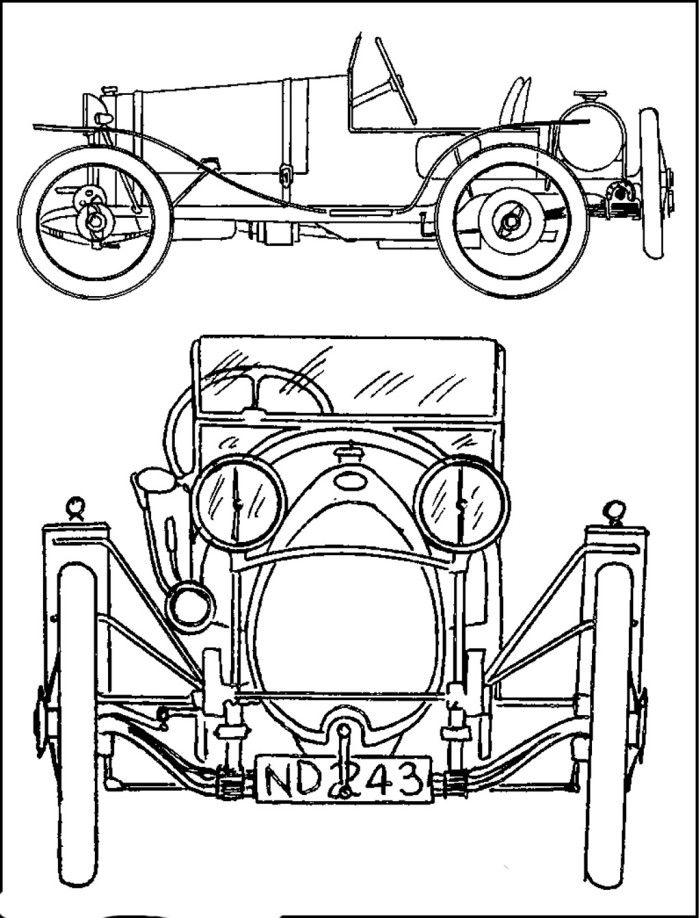 Bugatti Coloring Pages Coloring Home