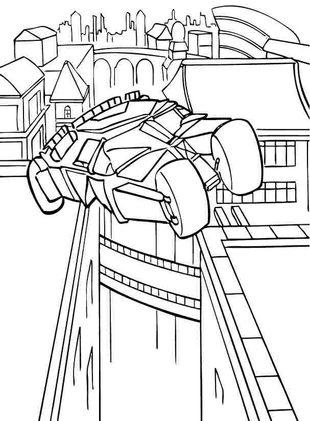 bat cave coloring pages | Batman Batcave Pages Coloring Pages