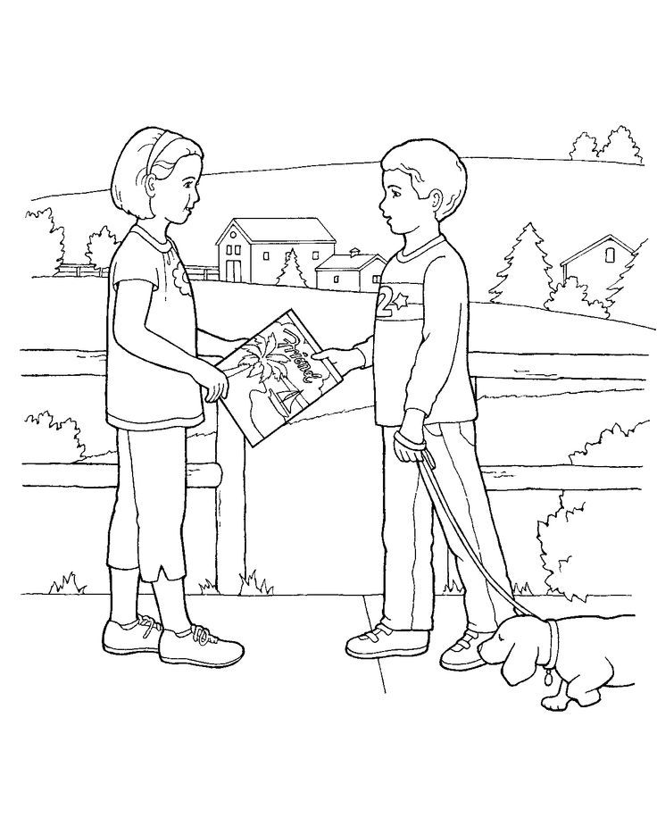 free primary printable coloring pages - photo#10