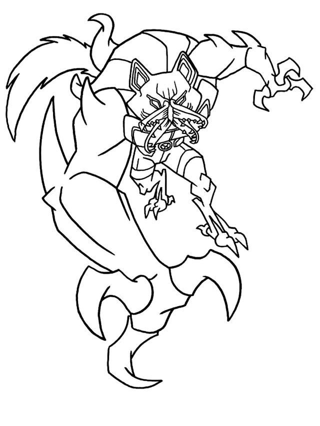 xlr8 coloring pages - photo#23