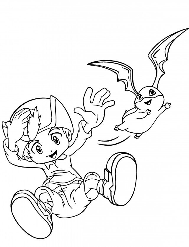 tanemon coloring pages - photo #9