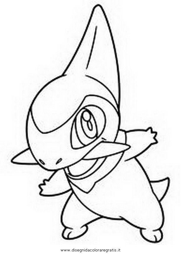 Free Download Pokemon Black And White Coloring Pages Oshawott