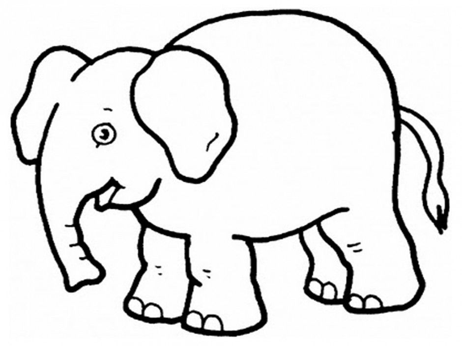 Elmer The Elephant Coloring Pages  Coloring Home