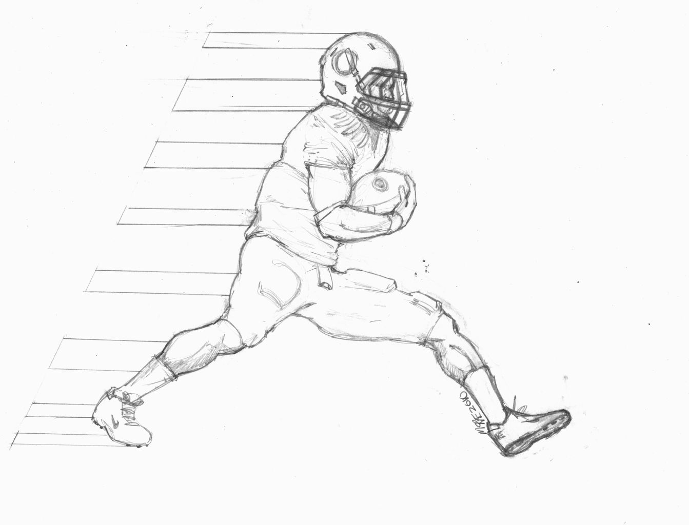 printable cam newton coloring pages - photo#26