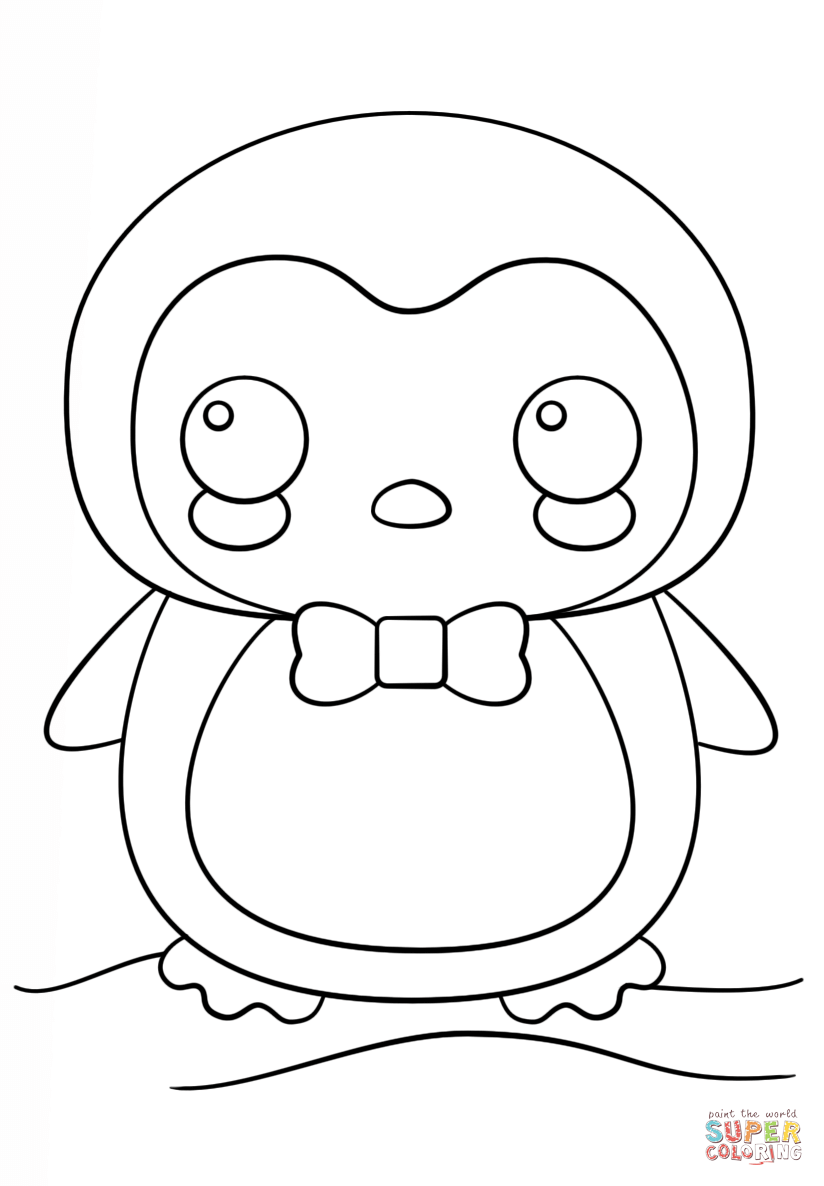 Cute coloring pages of kawaii coloring home for Cute kawaii coloring pages