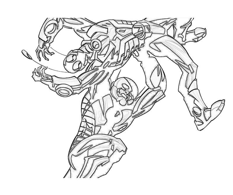 Antman Coloring Pages - Coloring Home